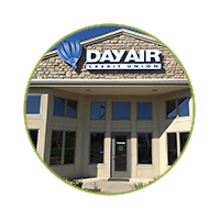 Link to book an appointment at Day Air Credit Union's Beavercreek Branch